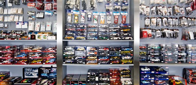 Grösste Auswahl an Carrera Digital 132 Fahrzeugen