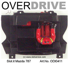 Overdrive Inlet Mazda 787