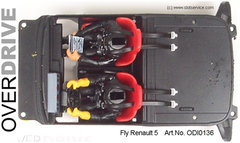 Overdrive Inlet Renault Renault 5