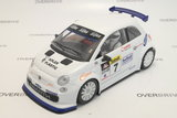 NSR 0040 Fiat Abarth 500 Selina #7 Analog / Carrera...