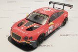 Ortmann Scalextric (2) Bentley Continental GT3
