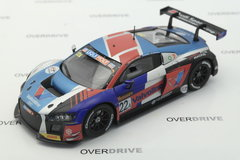 Carrera Digital 132 Audi R8 LMS #22