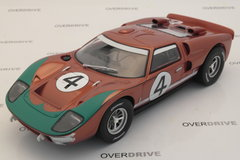 Ford GT40 MKII #4 Carrera Digital 124