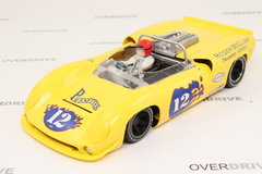 Thunderslot Lola T70 Can-Am Roger McClusky #12 Analog / Carrera Digital 132