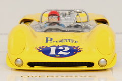 Lola T70 Can-Am Roger McClusky #12 Analog / Carrera Digital 132