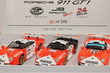 Porsche 911 GT1 Triple Pack Analog / Carrera Digital 132