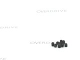 Overdrive Hexagonal Srews M2*3mm (10)