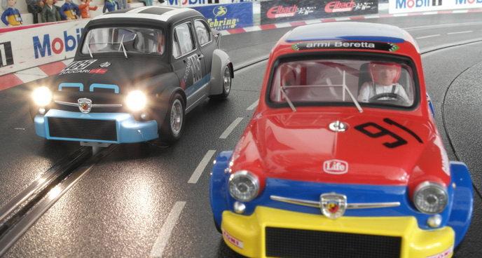 BRM Fiat 1000